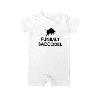 funbalt baccodel Baby rompers