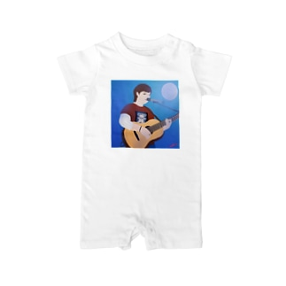 Logic 69Star Baby rompers
