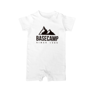 BASE-CAMPのBASE MOUNTAIN 03 Baby rompers