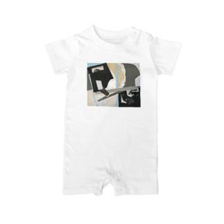 punkadada Design Baby rompers
