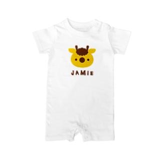 ジェイミー Baby rompers