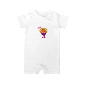 Say YES! Baby rompers