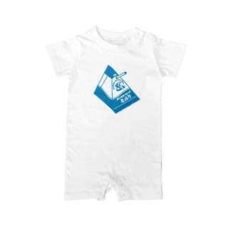 LUCHAのロメロスペシャルミルク#3 Baby rompers
