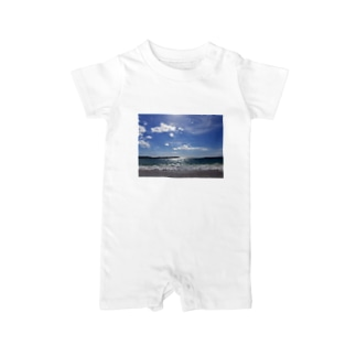 love…sea Baby rompers