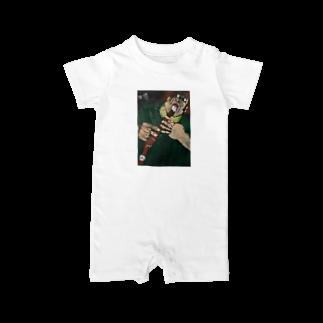 shibatayuuの自画像 Baby rompers