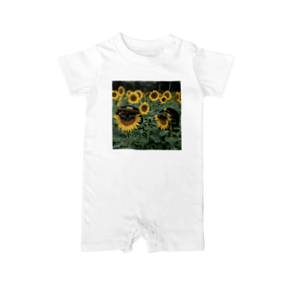 ___Ru____の太陽BOYS Baby rompers