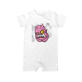 """DEBURU""-NEKS1 ORIGINAL CHARACTER Baby rompers"