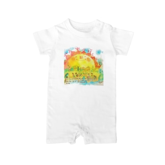 With love to the people of Nepal Baby rompers