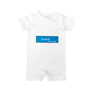 facepook Baby rompers