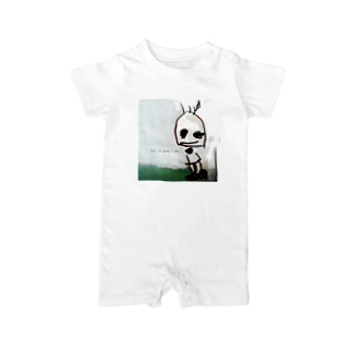 This is that I am. ありのままに生きる。 Baby rompers