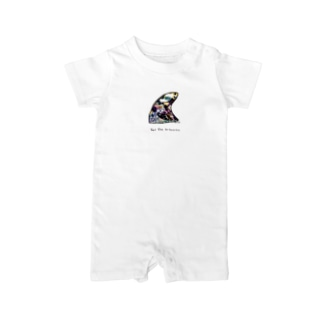 spi sea surf Baby rompers
