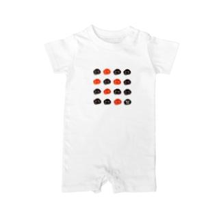 maruneko2015 Baby rompers
