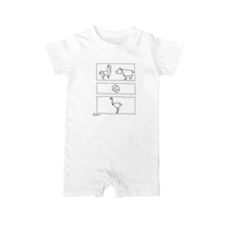 ORIGAMI Baby rompers