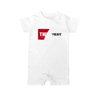 twinvest label BABY Baby rompers