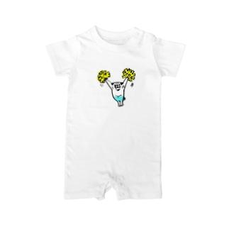 ぱぐぱぐ組体操(プログラムNo.1チア) Baby rompers
