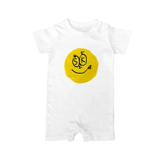 S&Kベビースマイル Baby rompers