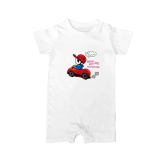 Happy Drive Life Baby rompers