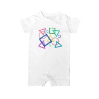 mixmix Baby rompers