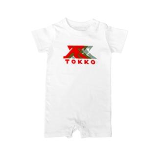 TOKKO-C Baby rompers