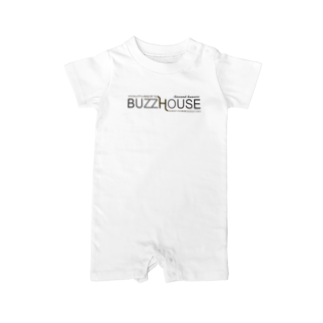 TOPSTAGEshopのBUZZ HOUSE 2nd Baby rompers