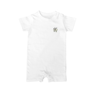 Stepu Color One Point Baby rompers
