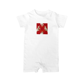 motchangのmy first item Baby rompers