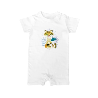 tiger&cat Baby rompers