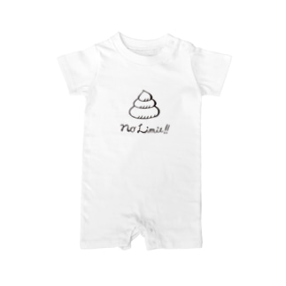 no limit Baby rompers