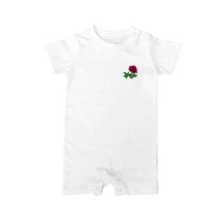 Rose Baby rompers