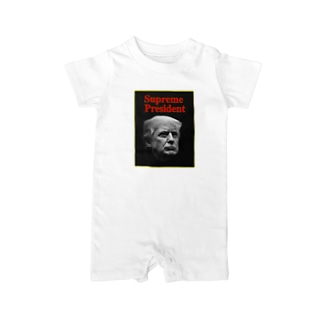 Supreme  President -200111 Baby rompers