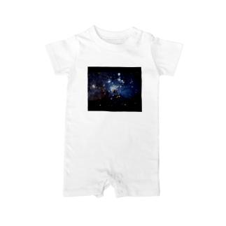 大マゼラン星雲の星形成領域、LH 95 Baby rompers