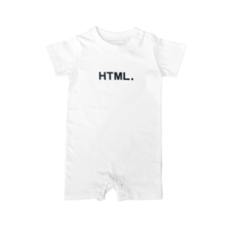 HTML. Baby rompers