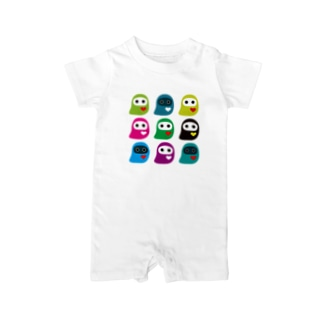 PlayU ベビーロンパース Baby rompers