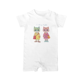A tale of Mirabelle Baby rompers