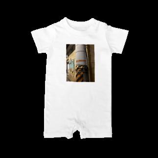 SHOP_KAGENEKOのストーカーに注意 Baby rompers