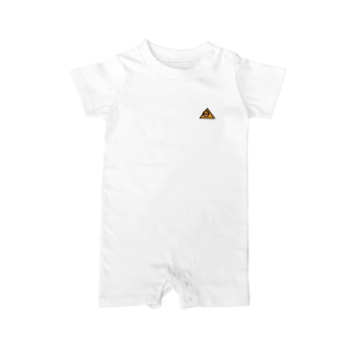 triangle monster T shirt Baby rompers