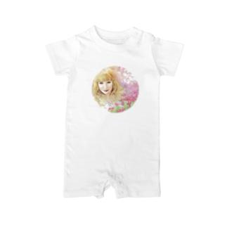 Aurora Baby rompers