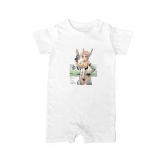 SFgirl Baby rompers
