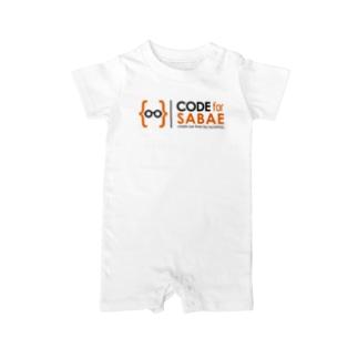 Code for Sabae (nobg) Baby rompers