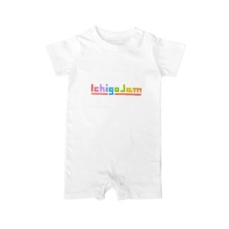 IchigoJam Baby rompers