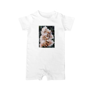 Frozen flower  Baby rompers