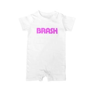 brash Baby rompers