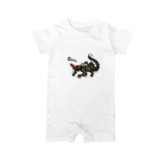 4WD-DRAGON Baby rompers