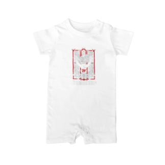 TOMOKUNI MainArt Baby rompers