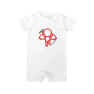 I want to be free!!! Baby rompers