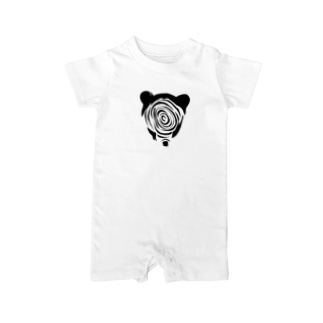 NENRIN クマ Baby rompers