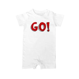 GO! Baby rompers