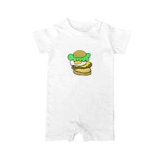 burgerburger Baby rompers