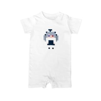 PixelGirl - yandere Baby rompers