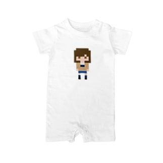 PixelGirl - megumi Baby rompers